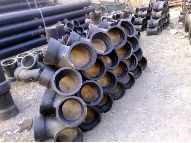 球墨铸铁管管件