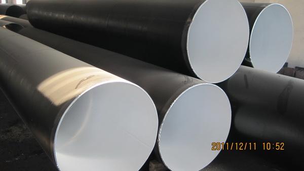 钢管防腐加工