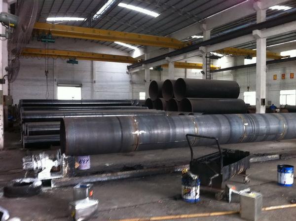 焊接钢管厂