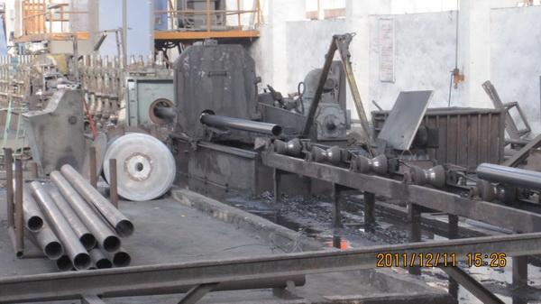 直缝焊管生产机组